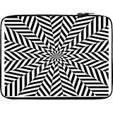 Snoogg Psychedelic Pull 2461 10 To 10.6 Inch Laptop Netbook Notebook Slipcase Sleeve
