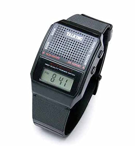 Economical Square Talking Watch