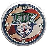 Wincraft WNBA Minnesota Lynx Clock