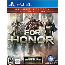 For Honor Deluxe Edition PlayStation 4