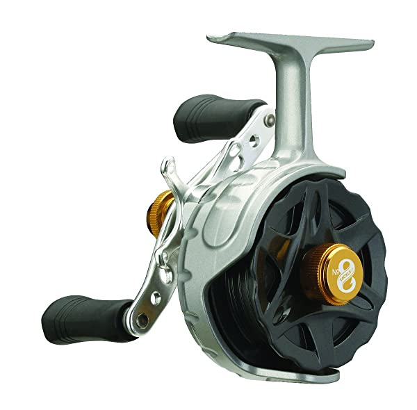 No.8 Tackle Co. CGi Inline Cold Gear Ice Fishing Reel