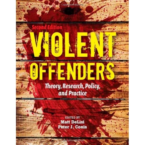 Violent Offenders: Theory, Research, Policy, and Practice DeLisi, Matt