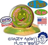Crazy Aaron's Thinking Putty Mini Tin Complete Bundle Gift Set with Exclusive