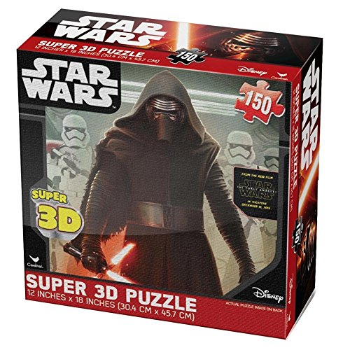 Star Wars Episode VII Super 3D Puzzle by Cardinal