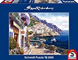 Sam Park: italy, Afternoon in Amalfi by Schmidt Spiele