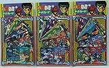 Yu Yu Hakusho P ? P card 3 bags set A-2