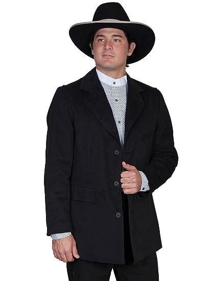 Victorian Mens Suits & Coats Victorian Cotton Coat  AT vintagedancer.com