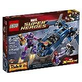 Lego X-Men VS The Sentinel Marvel X-Men 336 Pcs Building Set