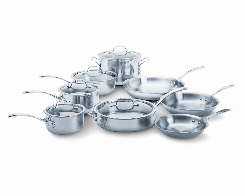 best stainless steel cookware under 1000. Black Bedroom Furniture Sets. Home Design Ideas