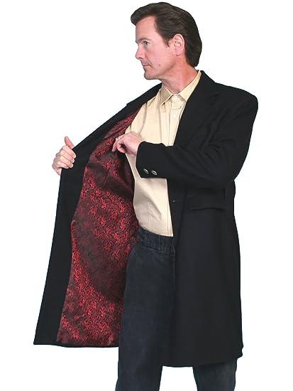 Victorian Mens Suits & Coats Dragon Lining Frock Coat  AT vintagedancer.com