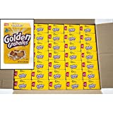 General Mills Golden Graham Cereal, 0.88-Ounce Single Packs (Pack Of 70)
