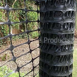 Amazon.com : *FREE DELIVERY* Black Plastic Mesh Barrier