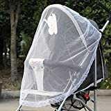 Mosquito Netting For Strollers Stylish Useful Safe Protector Stroller Infants Baby Mesh Fly Bee Insect Bug Cover...