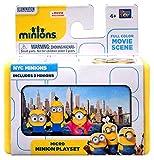 Despicable Me Minions Movie NYC Minions 2