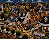 Jigsaw Puzzle - All Hollow's Eve 500 Pc By Dowdle Folk Art