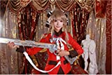 Amagi Brilliant Park Cosplay Gun the Magical Muzzleloader for Cos Isuzu Sento's Steinberger