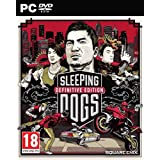 Sleeping Dogs Definitive Edition: Limited Edition (PC DVD) (UK)