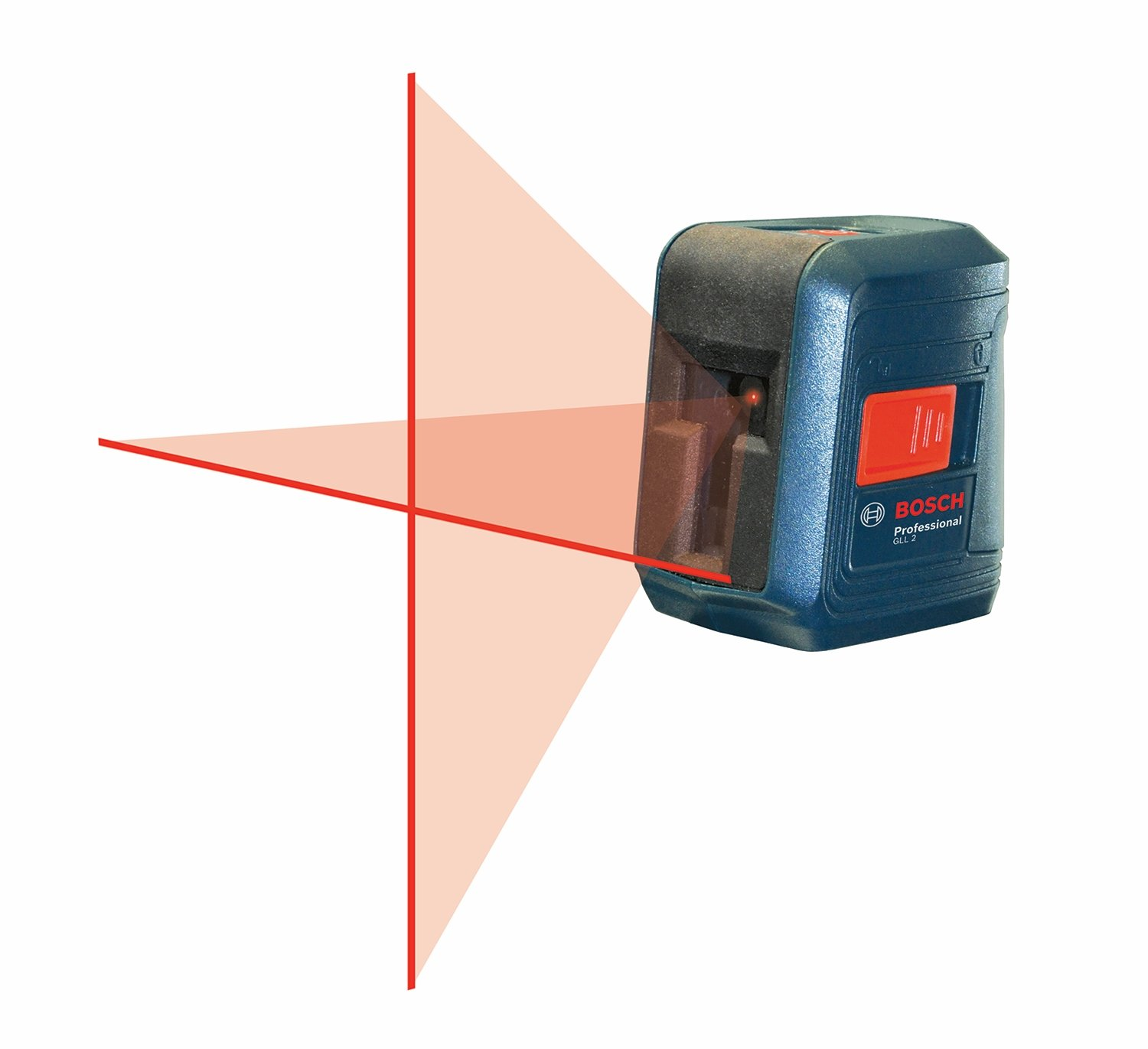 Bosch Gll 2 Self Leveling Cross Line Laser Level With