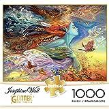 Buffalo Games Josephine Wall: Spirit of Flight - 1000 Piece Jigsaw Puzzle by Buffalo Games