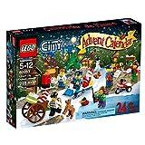 Lego 60063 Advent Calendar Lego City 218 Pcs Building Set