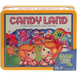 Click to buy Candyland games: Retro edition from Amazon!