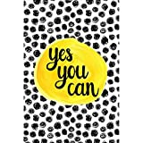 ArtzFolio Yes You Can - Medium Size 12.0 Inch X 18.0 Inch - UNFRAMED PREMIUM PAPER POSTER Wall Artwork Digital PRINT Like HAND PAINTINGS : BEAUTIFUL INTERIOR Home Décor Photo Gifts & Decorative Paintings For Living, Drawing, Dining Room, Outdoo