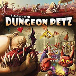 Click to buy Dungeon Petz Board Game from Amazon!