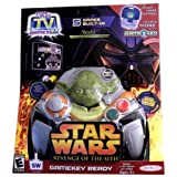Star Wars Revenge Of The Sith Yoda Limited Edition Plug It In & Play TV Game