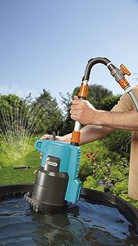 Gardena Regenfasspumpe Comfort 4000//2-500 Watt
