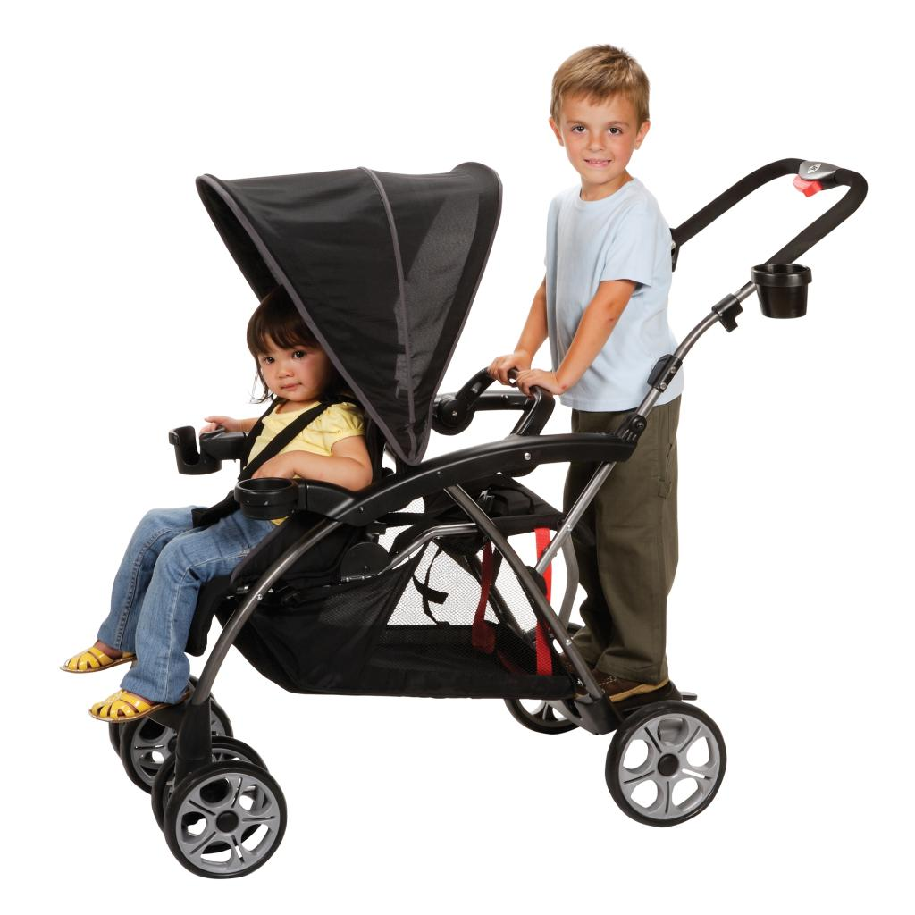 Amazon.com : Safety 1st Stand on Board, Classic Black