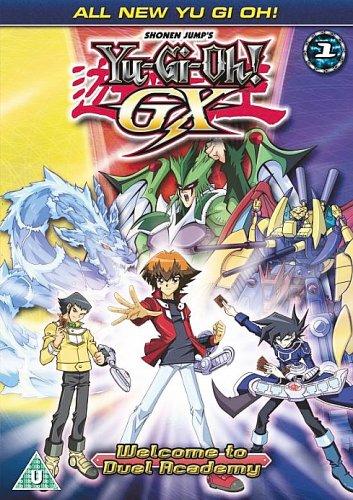 Yu-Gi-Oh! GX - [Gi-Oh! /180]