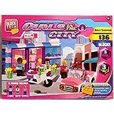 Block Tech Girls In The City, Girls Shopping 136 Blocks