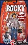 Jakks Pacific Best of Rocky Action Figure Frank Stalone Rocky I Street Corner Singer