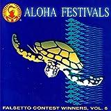 Aloha Festivals Falsetto Contest Winners Vol. 6 / Hula Records