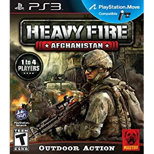 Heavy Fire - Afghanistan (PS3/englisch)