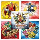 Power Rangers Super Mega Force Stickers - 75 Per Pack