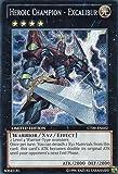 Yu-Gi-Oh! - Heroic Champion - Excalibur (CT09-EN002) - 2012 Collectors Tins - Limited Edition - Secret Rare