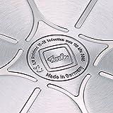 Fissler Schnellkochtopf Edelstahl vitavit premium / 4.5 L Dampfkochtopf 22 cm Durchmesser / Induktion, Gas, Ceran, Elektro / -620-300-04-070/0 -