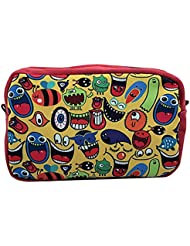 The Crazy Me Quirk Up Toiletry Bag/Travel Kit