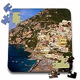 Danita Delimont - Italy - Amalfi coast, Positano, Campania, Italy - EU16 BJN0044 - Brian Jannsen - 10x10 Inch Puzzle (pzl_137542_2)