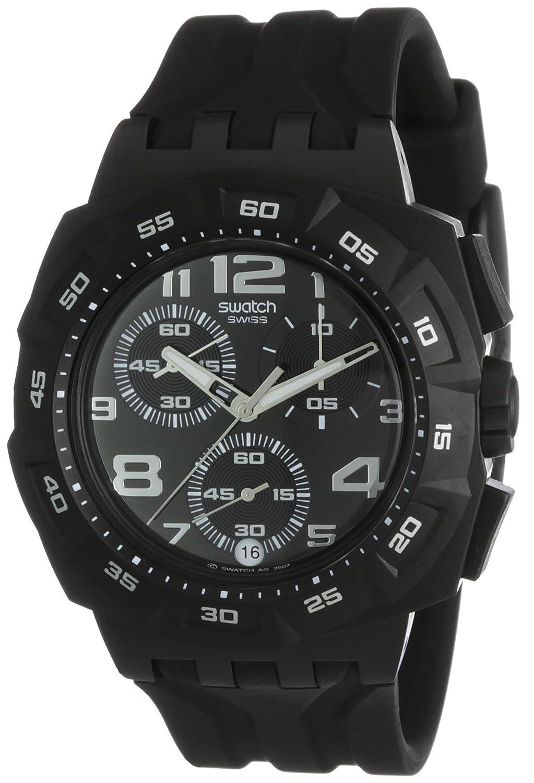 Men's Watches - Swatch Men's SUIB400 Quartz Chronograph