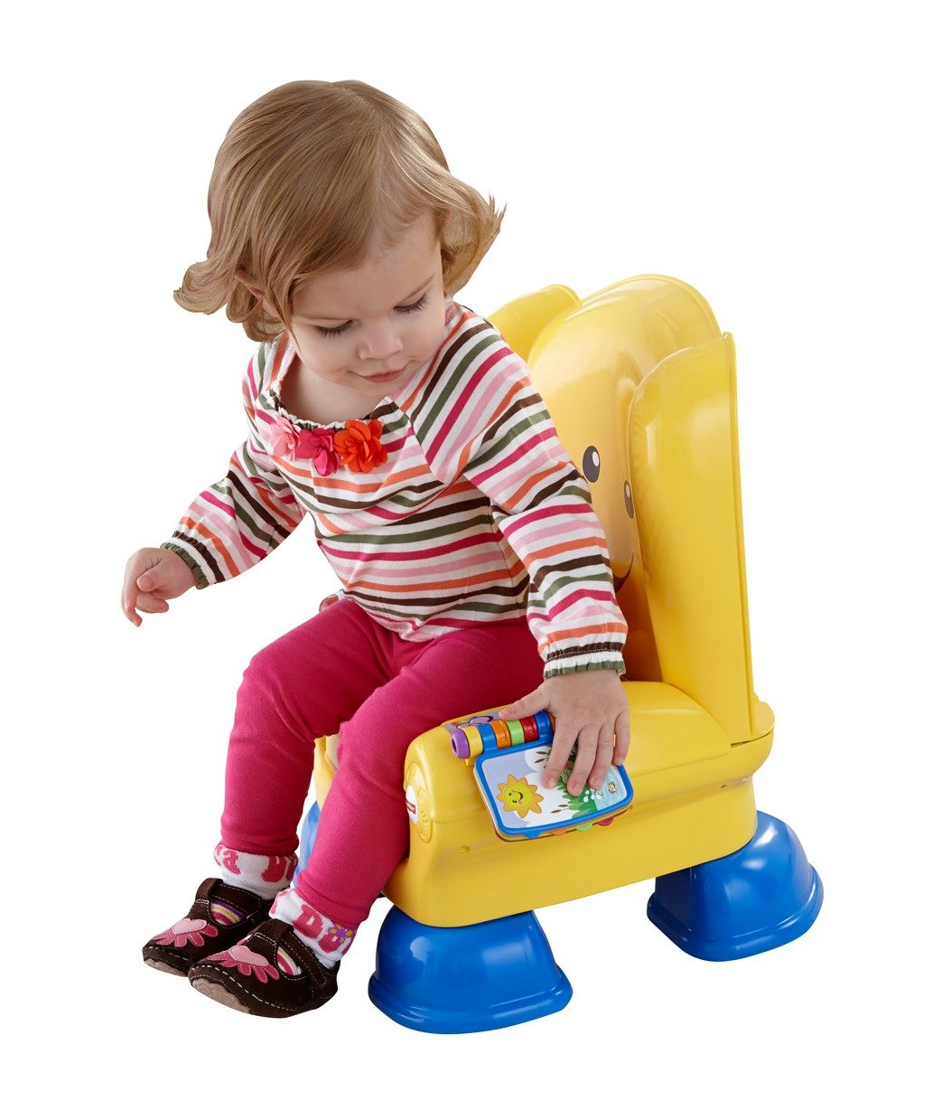 Fisher price smart stages chair - It S Baby S Very Own Place To Sit And Discover New Things This Magic Abc Seat Knows When Baby Sits Activating Songs And Phrases When Baby Stands