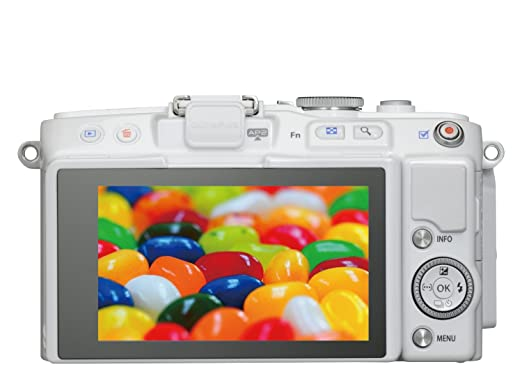 Olympus PEN E-PL6 en Amazon