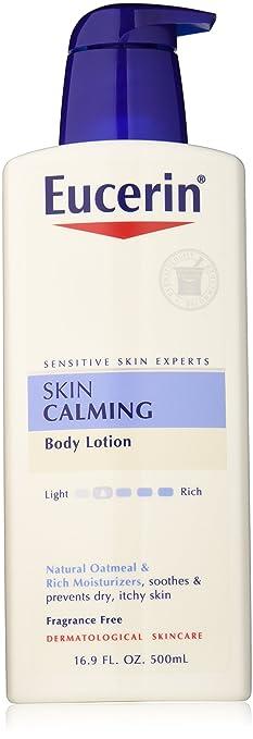 Eucerin Skin Calming Body Lotion, 16.9 Ounce