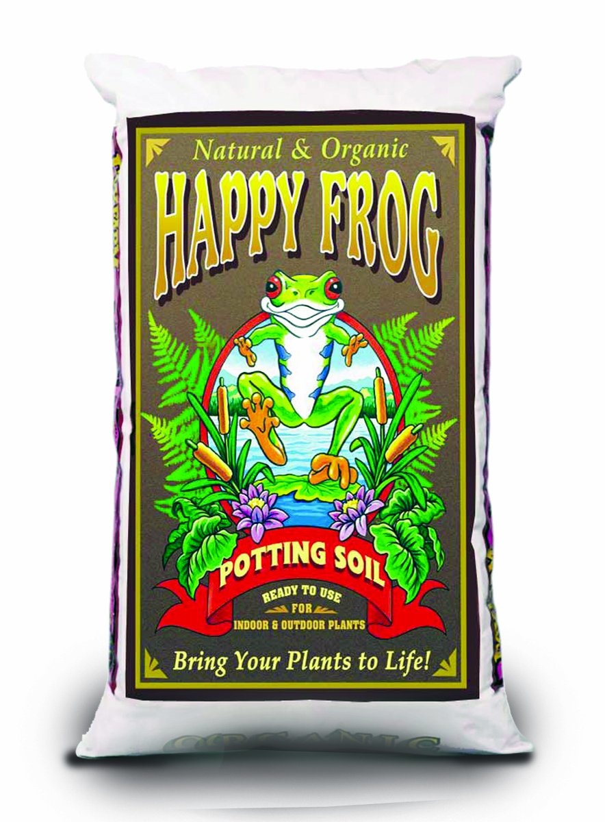 organic potting soil foxfarm fx14054 12 quart foxfarm happy frog organic 29447
