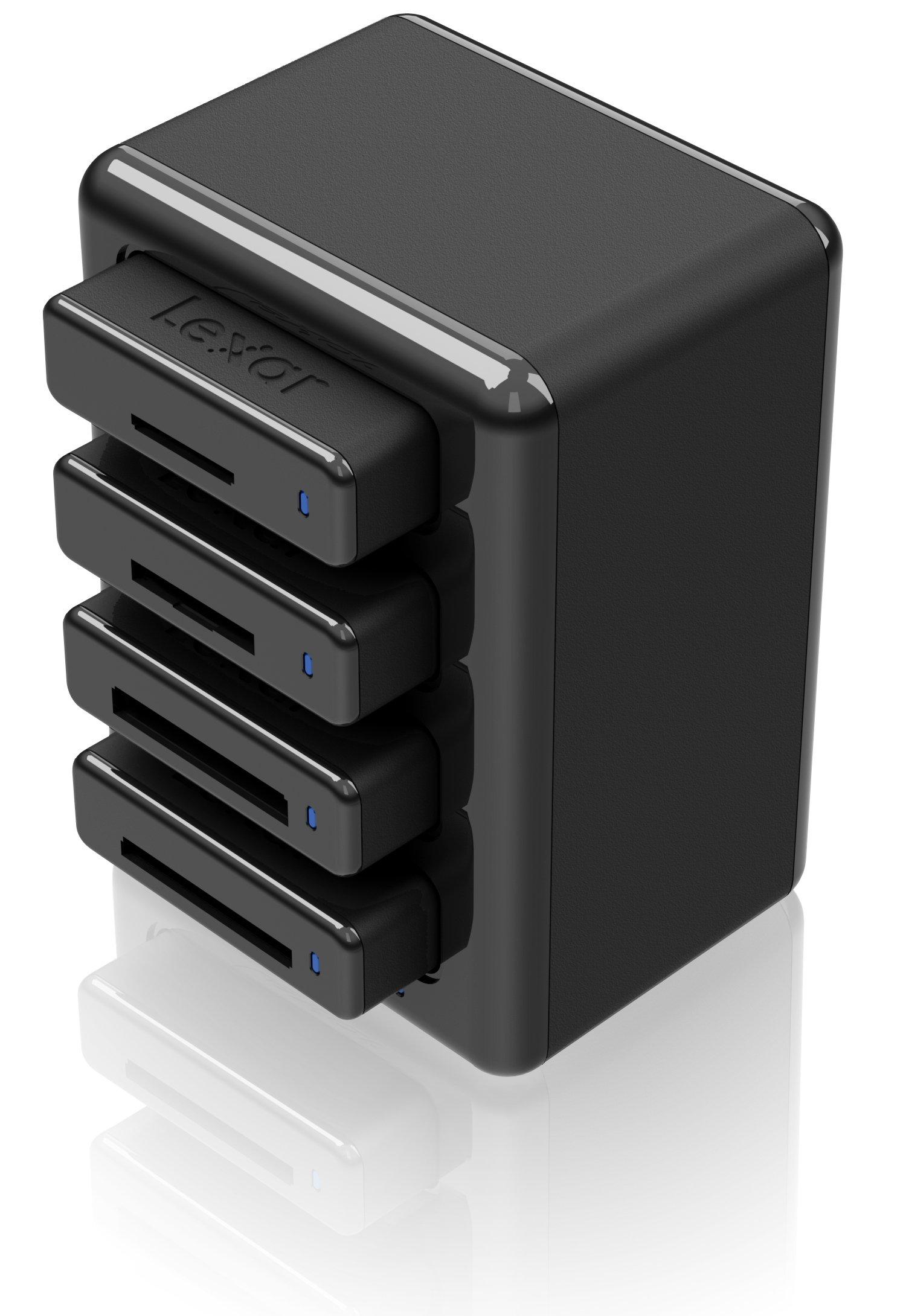Lexar Professional Workflow Hub HR1 USB 3.0