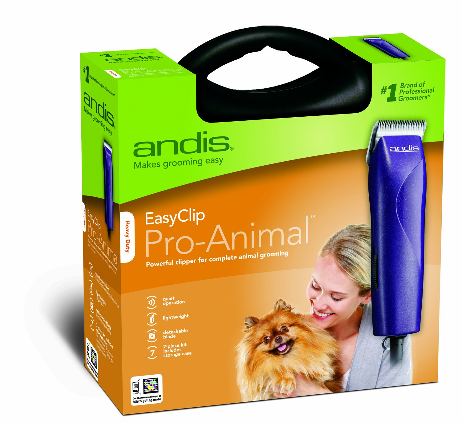 Andis pro-animal clipper review