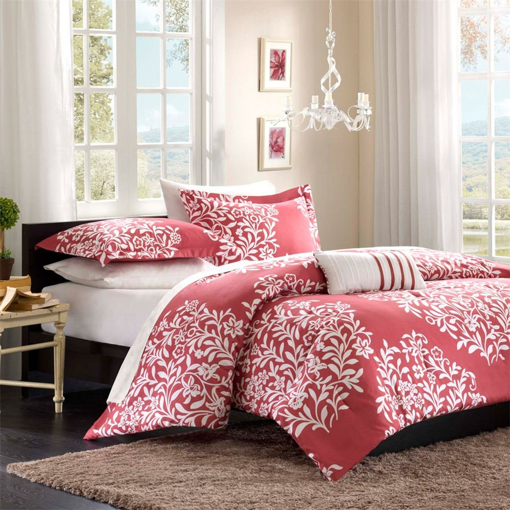 coral pink bedroom coral magenta and pink bedroom decorating ideas 11267