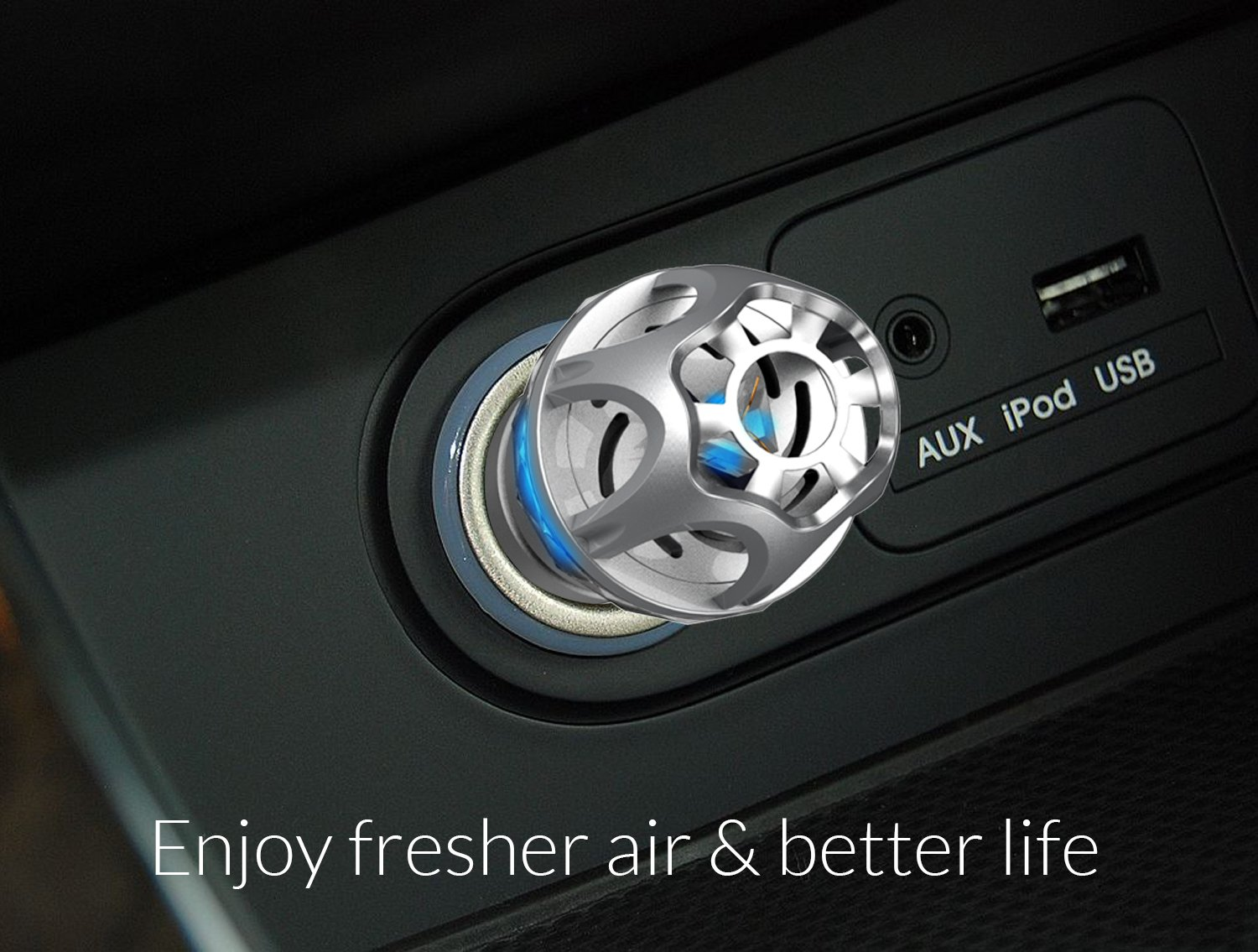 best car air purifier