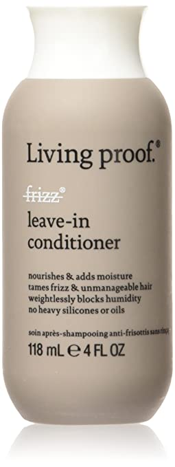 Living Proof No Frizz Leave-in Conditioner